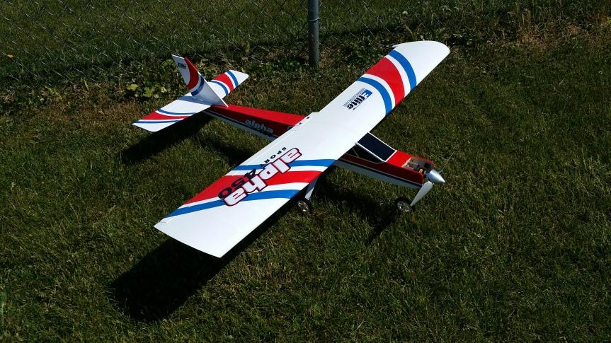 Alpha Sport 450