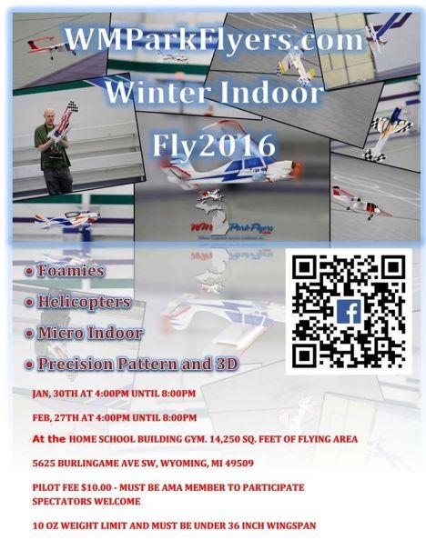 WMPF Indoor Fly