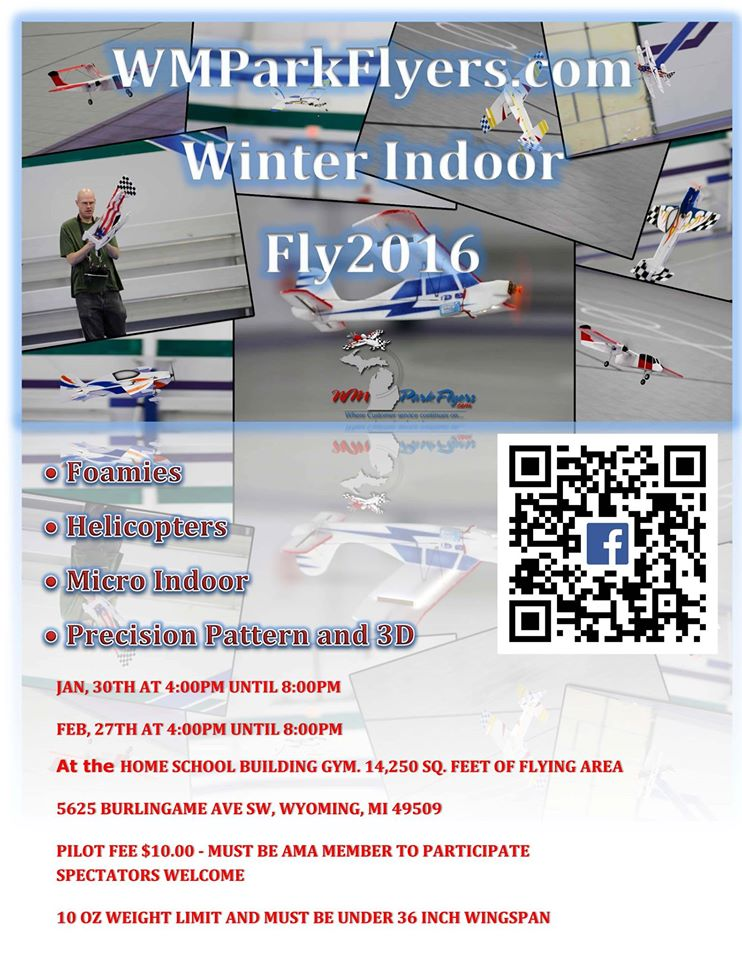 WMPF Indoor Fly